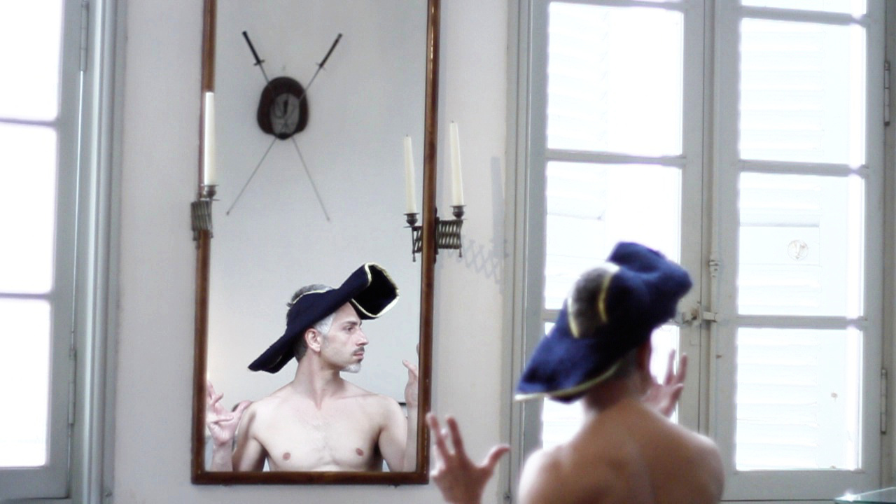 Chambre @ Musee Pierre Loti